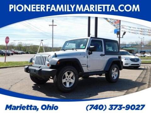 2011 Jeep Wrangler for sale at Pioneer Family preowned autos in Williamstown WV