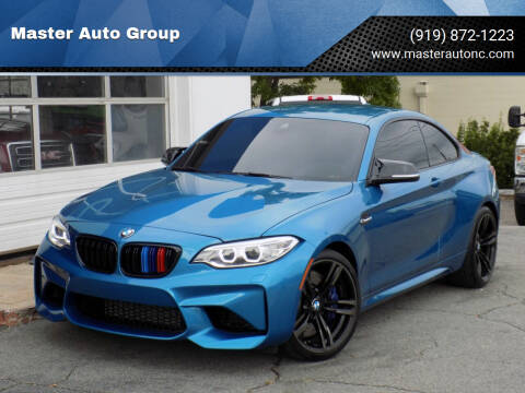 2017 BMW M2 for sale at Master Auto Group in Raleigh NC