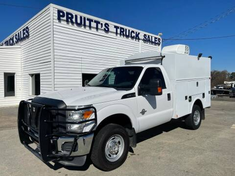 2012 Ford F-350 Super Duty for sale at Pruitt's Truck Sales in Marietta GA