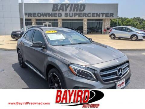 2017 Mercedes-Benz GLA for sale at Bayird Truck Center in Paragould AR