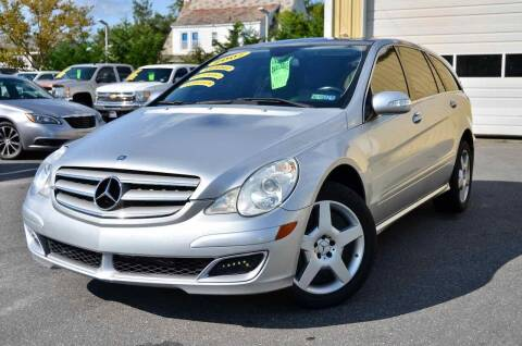 2007 Mercedes-Benz R-Class for sale at Lighthouse Motors Inc. in Pleasantville NJ