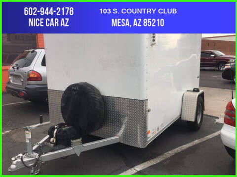 2013 Wells Cargo ENCLOSED TRAILERS
