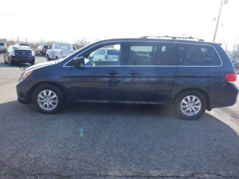 2010 Honda Odyssey for sale at Mobility Motors LLC - Vans in Battle Creek MI