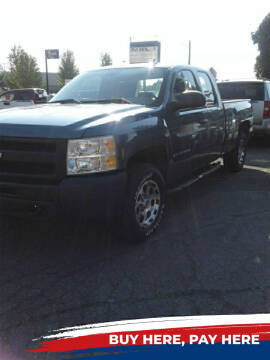 2009 Chevrolet Silverado 1500 for sale at 2 Way Auto Sales in Spokane Valley WA