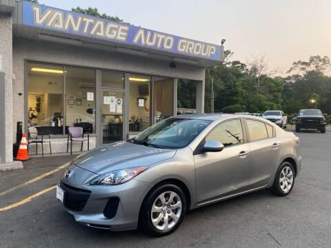 2013 Mazda MAZDA3 for sale at Vantage Auto Group in Brick NJ