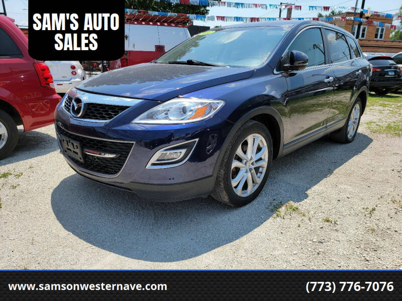 2012 Mazda CX-9 for sale at SAM'S AUTO SALES in Chicago IL