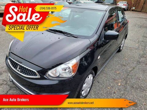2017 Mitsubishi Mirage for sale at Ace Auto Brokers in Charlotte NC