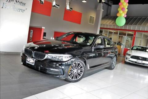 2017 BMW 5 Series for sale at Quality Auto Center of Springfield in Springfield NJ