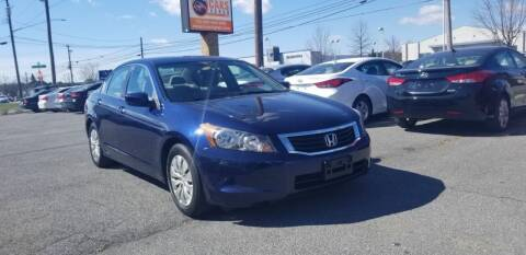 2010 Honda Accord for sale at Cars 4 Grab in Winchester VA