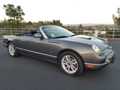 2003 Ford Thunderbird for sale at San Diego Auto Solutions in Escondido CA