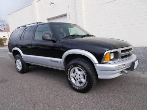 1995 Chevrolet Blazer for sale at C & C AUTO SALES in Riverside NJ