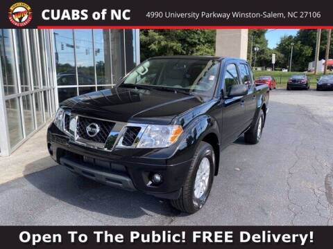 2020 Nissan Frontier for sale at Summit Credit Union Auto Buying Service in Winston Salem NC