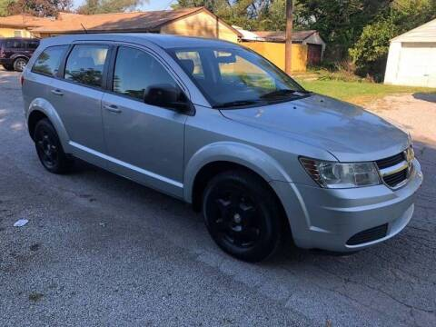 2009 Dodge Journey for sale at JE Auto Sales LLC in Indianapolis IN