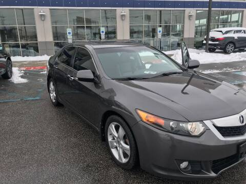2010 Acura TSX for sale at Cars 2 Love in Delran NJ