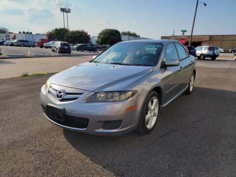 2007 Mazda MAZDA6 for sale at Image Auto Sales in Dallas TX