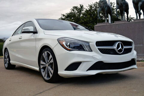 2014 Mercedes-Benz CLA for sale at European Motor Cars LTD in Fort Worth TX
