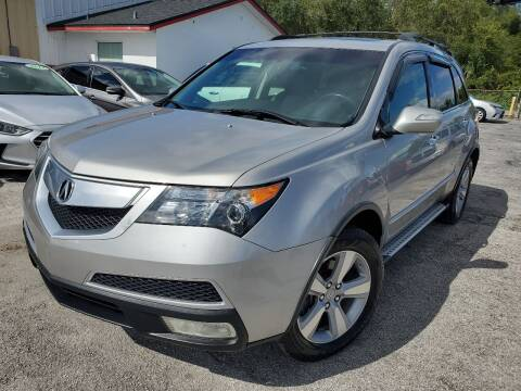 2010 Acura MDX for sale at Mars auto trade llc in Kissimmee FL