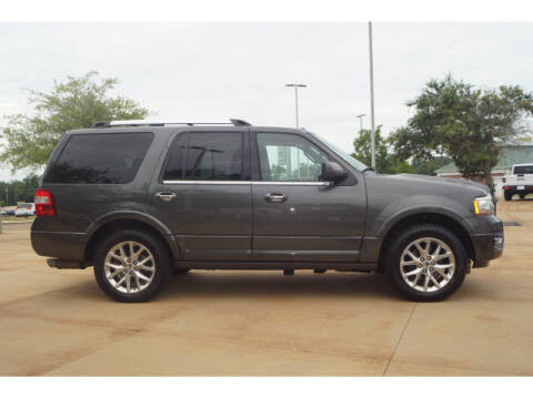 2015 Ford Expedition for sale at BLACKBURN MOTOR CO in Vicksburg MS