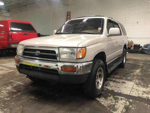 1998 Toyota 4Runner for sale at Paley Auto Group in Columbus OH