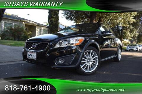 2012 Volvo C30 for sale at Prestige Auto Sports Inc in North Hollywood CA