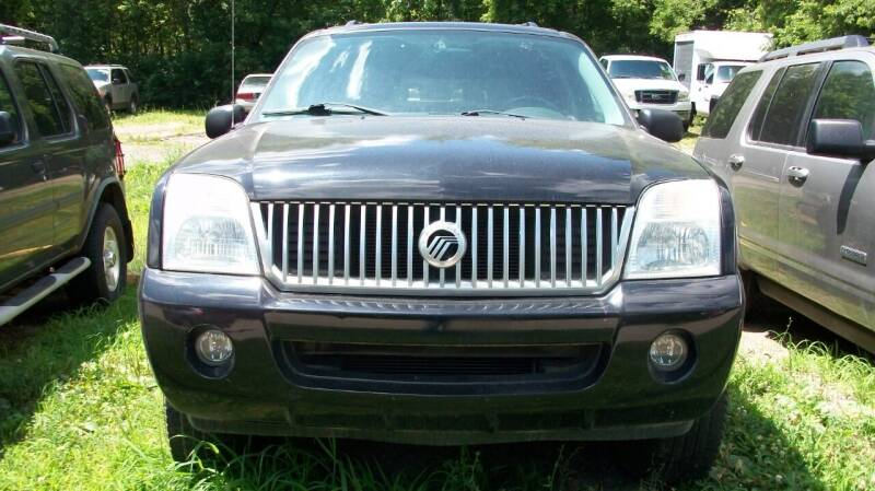 2005 Mercury Mountaineer for sale at Griffon Auto Sales Inc in Lakemoor IL