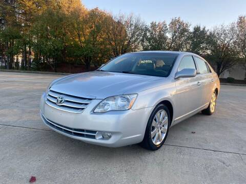 2007 Toyota Avalon for sale at Triple A's Motors in Greensboro NC