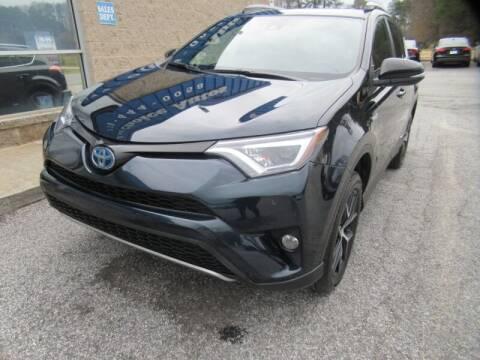 2018 Toyota RAV4 Hybrid for sale at 1st Choice Autos in Smyrna GA