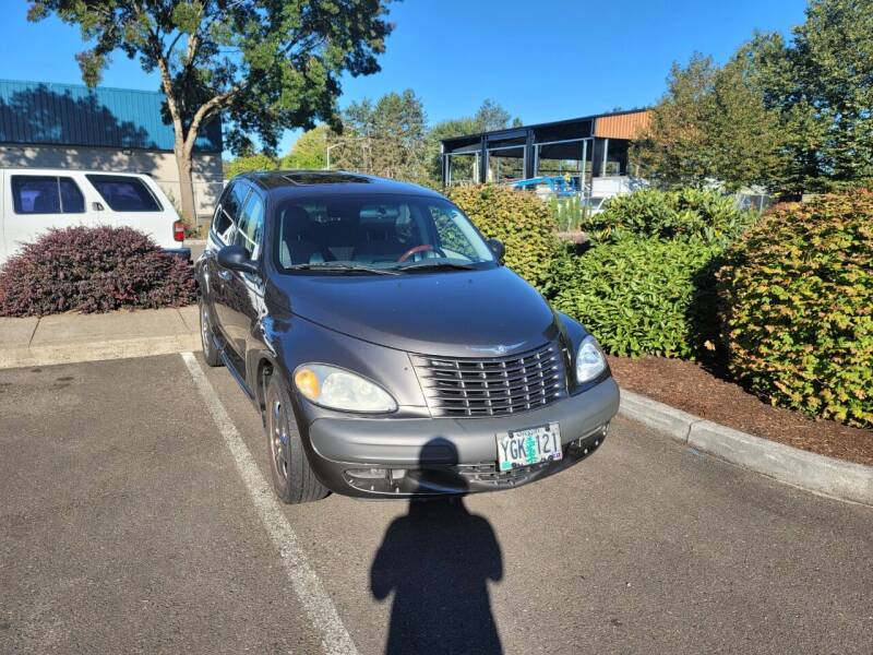 2001 Chrysler PT Cruiser for sale at Brookwood Auto Group in Forest Grove OR