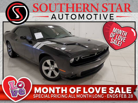 2015 Dodge Challenger for sale at Southern Star Automotive, Inc. in Duluth GA