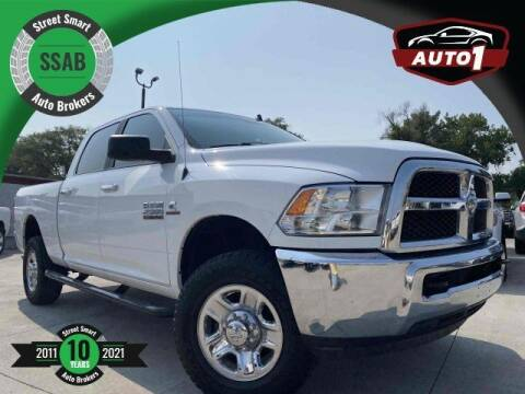 2018 RAM Ram Pickup 2500 for sale at Street Smart Auto Brokers in Colorado Springs CO