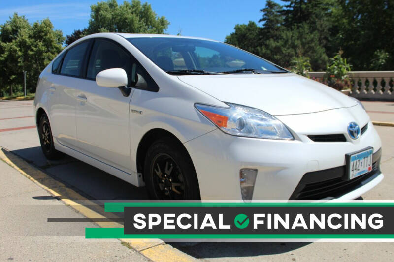 2014 Toyota Prius for sale at K & L Auto Sales in Saint Paul MN