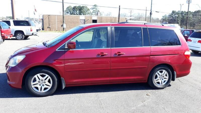 2006 Honda Odyssey for sale at Prospect Motors LLC in Adamsville AL