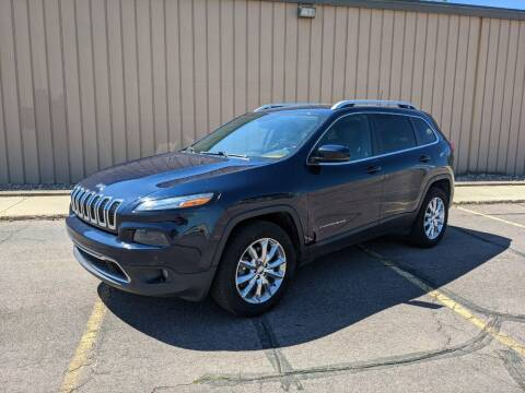 2016 Jeep Cherokee for sale at Tucson Motors in Sioux Falls SD