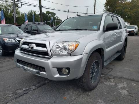 2006 Toyota 4Runner for sale at P J McCafferty Inc in Langhorne PA