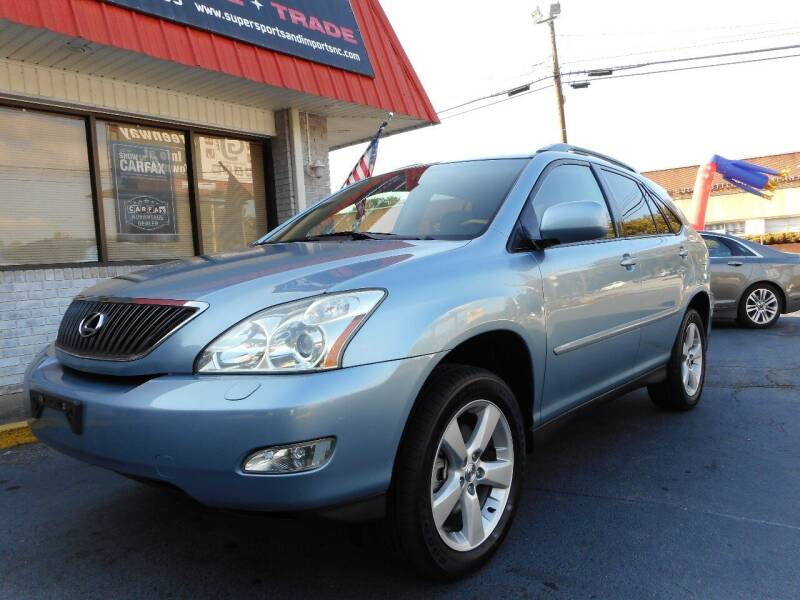 2006 Lexus RX 330 for sale at Super Sports & Imports in Jonesville NC