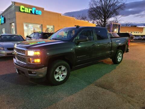 2015 Chevrolet Silverado 1500 for sale at Car One in Essex MD