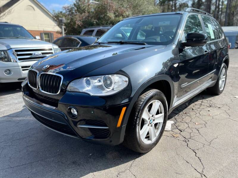 2013 BMW X5 for sale at Magic Motors Inc. in Snellville GA