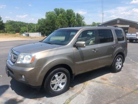 2010 Honda Pilot for sale at Mikes Auto Sales INC in Forest City NC