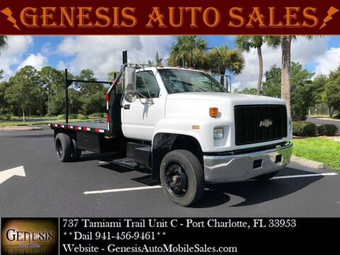 1995 Chevrolet C6500 for sale at GENESIS AUTO SALES in Port Charlotte FL