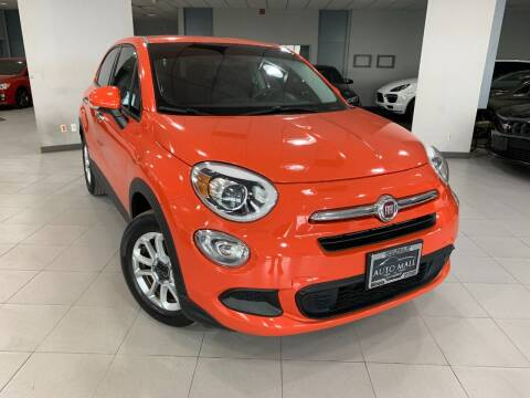 2017 FIAT 500X for sale at Auto Mall of Springfield in Springfield IL