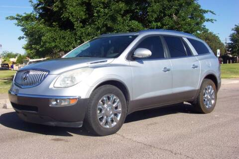 2012 Buick Enclave for sale at Park N Sell Express in Las Cruces NM