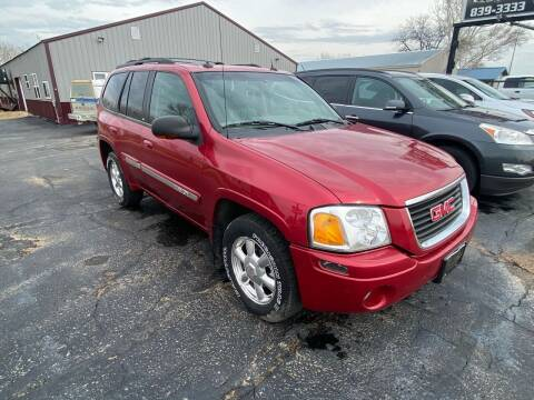 2004 GMC Envoy for sale at Hill Motors in Ortonville MN
