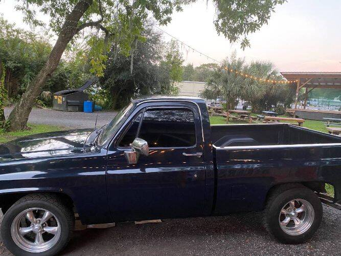 1987 Chevrolet Silverado 1500 SS Classic for sale in Cadillac, MI