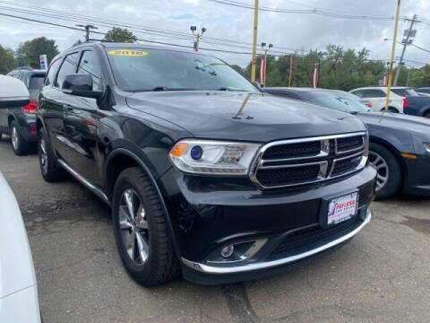 2016 Dodge Durango for sale at PAYLESS CAR SALES of South Amboy in South Amboy NJ