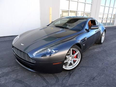 2007 Aston Martin V8 Vantage for sale at PK MOTORS GROUP in Las Vegas NV