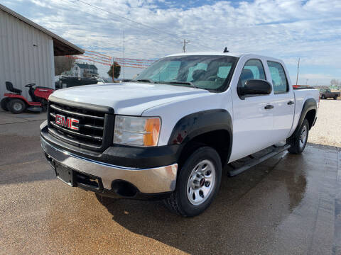 2008 GMC Sierra 1500 for sale at Family Car Farm in Princeton IN