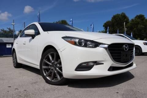 2018 Mazda MAZDA3 for sale at OCEAN AUTO SALES in Miami FL