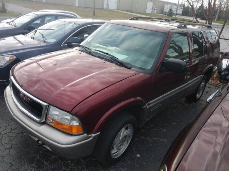 2000 GMC Jimmy for sale at Kash Kars in Fort Wayne IN