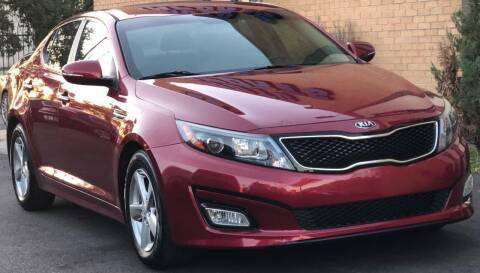 2015 Kia Optima for sale at Auto Imports in Houston TX