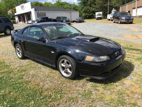 2003 Ford Mustang for sale at Clayton Auto Sales in Winston-Salem NC